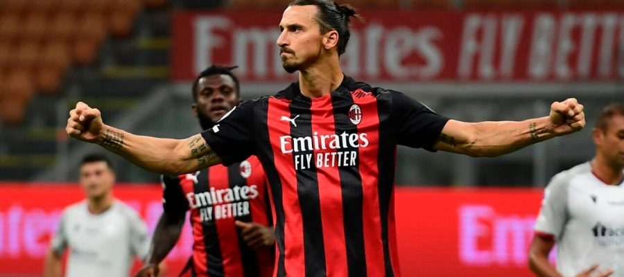 Ibra Continues To Inspire Rossoneri Revolution as Milan Beat Bologna