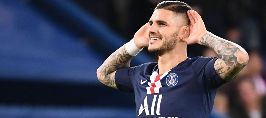 Mauro Icardi Offered to Milan Amid PSG Future Uncertainty