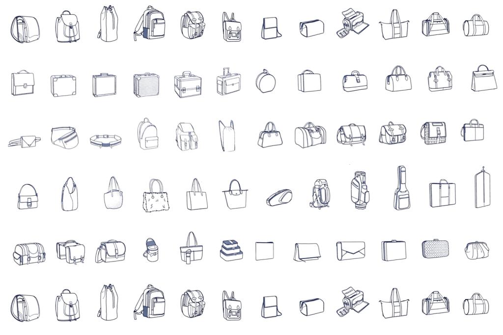Choose Your Colour Each Bag Is Unique! Crystal  Coin Pouch