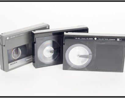 betamax-video-cassettes