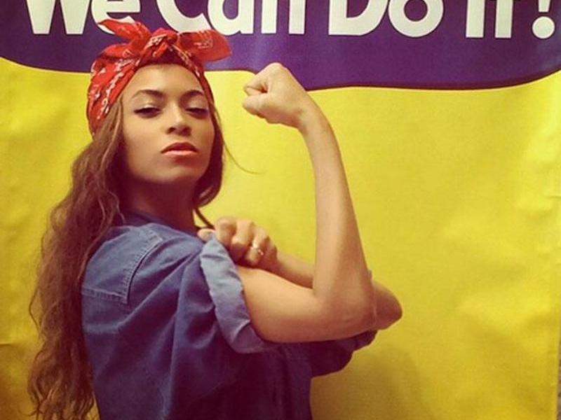 Beyoncé - one of the greatest women alive