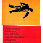 Anatomy of a Murder 1959 Poster