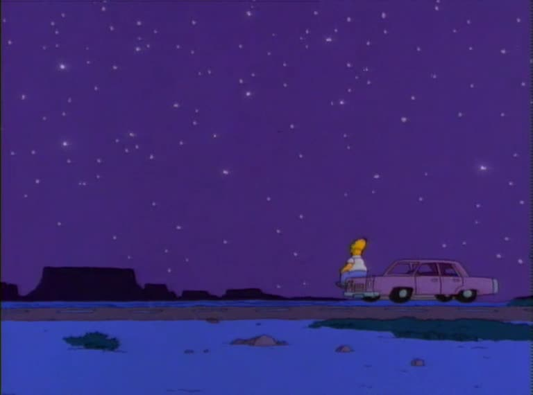 Emotional Simpsons Scenes