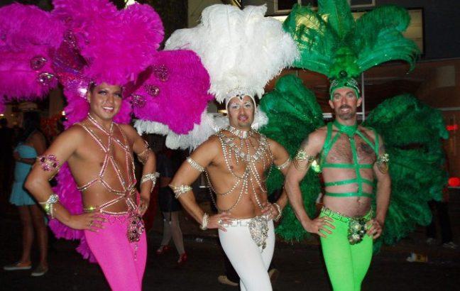 Queer Halloween Parties in Castro