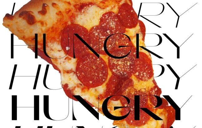 pizza typefaces