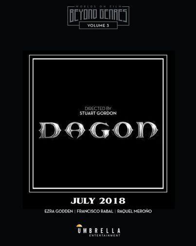 dagon beyond genrees
