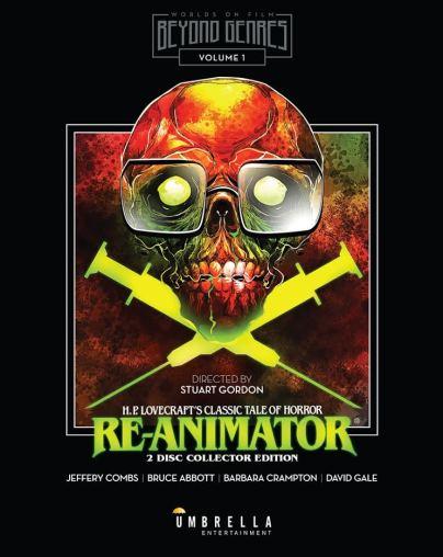 re-animator beyond genres