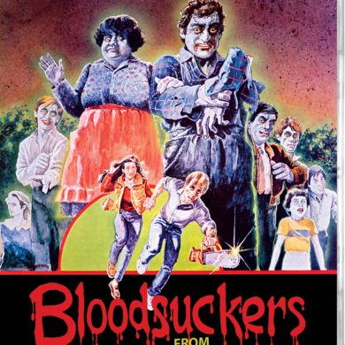 blood suckers from outer space blu-ray