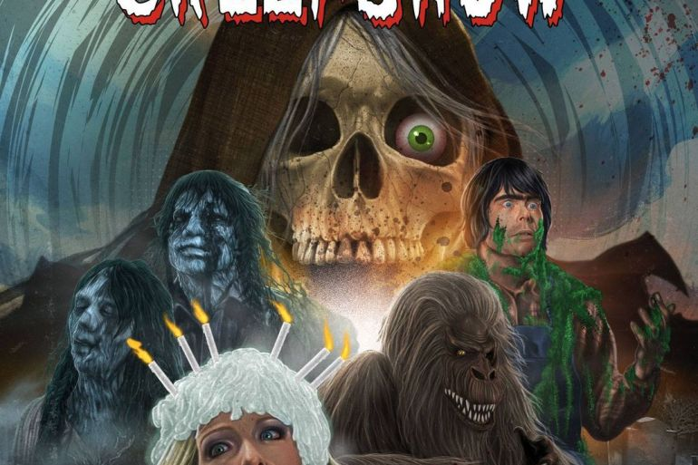 creepshow scream factory