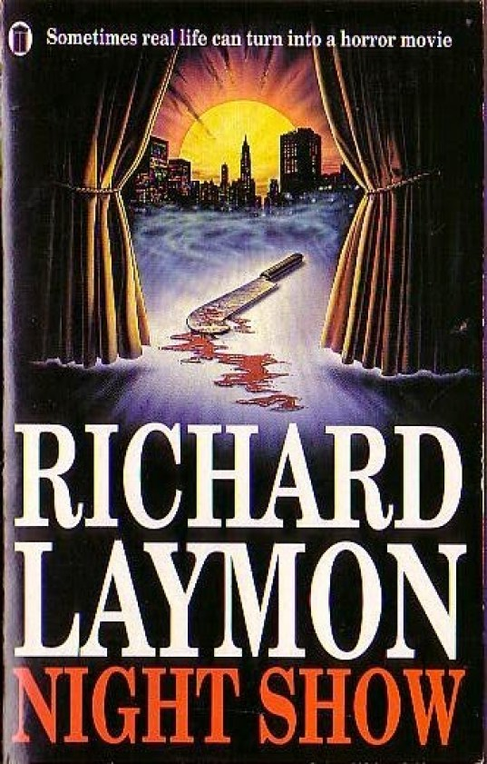 richard laymon night show