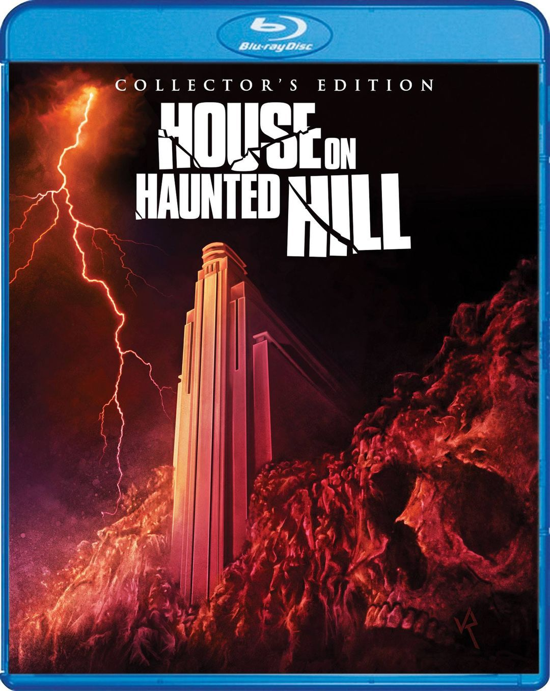 house on haunted hill blu-ray