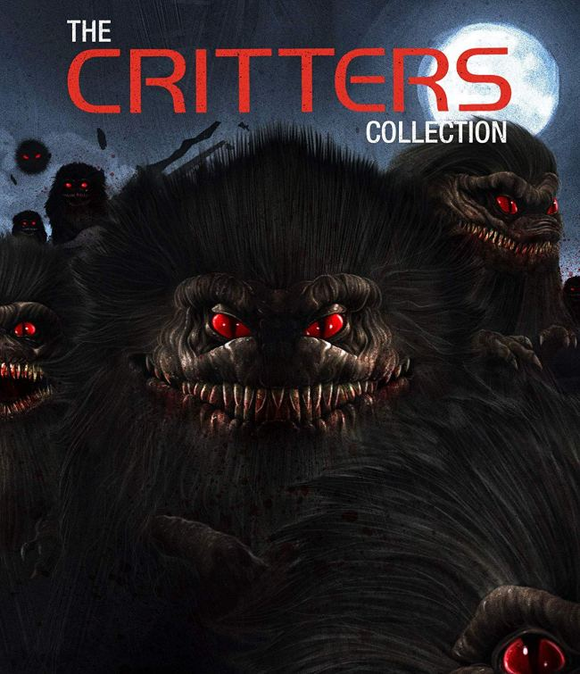 the critters collection blu-ray