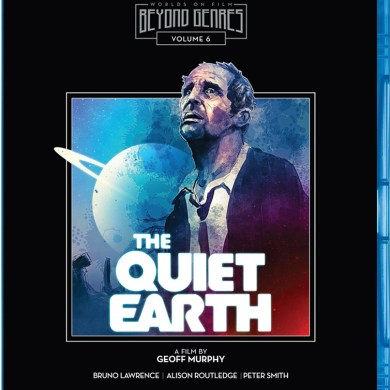 the quiet earth umbrella blu-ray