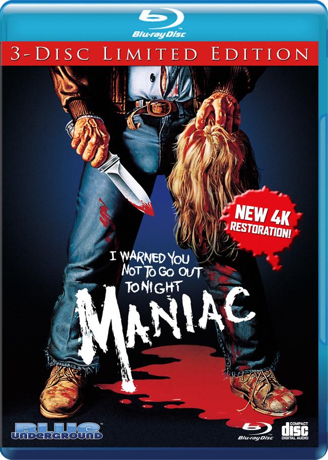 maniac 4k restoration