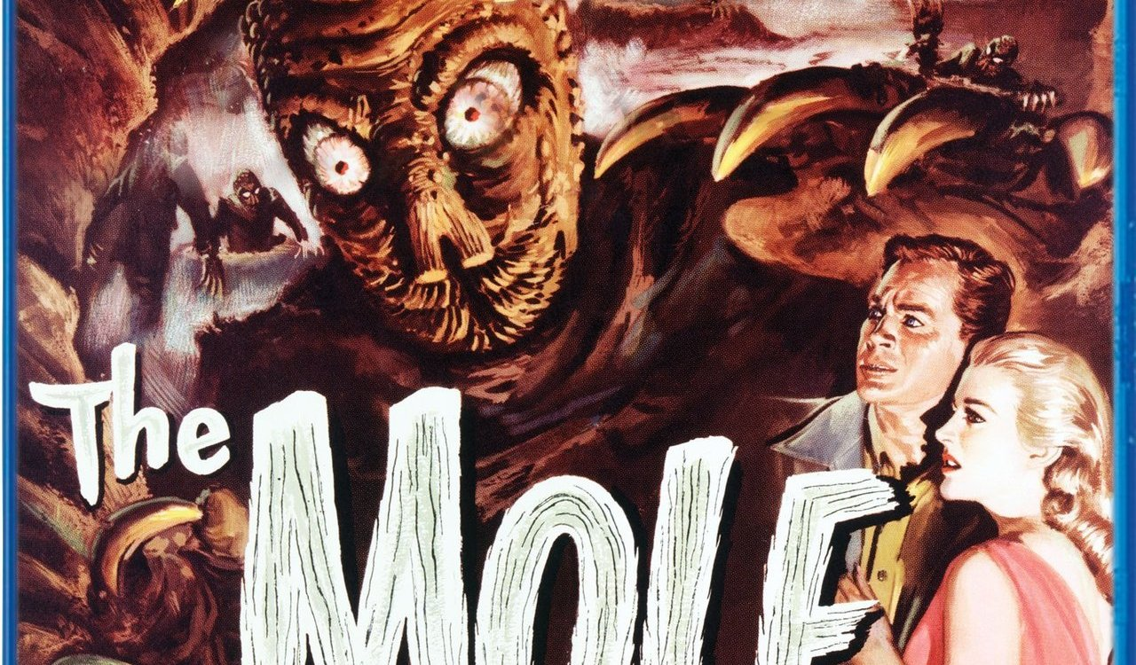 the mole people blu-ray
