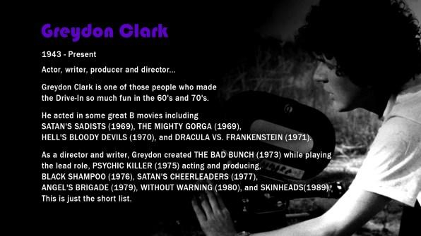 Black Shampoo Director Bio