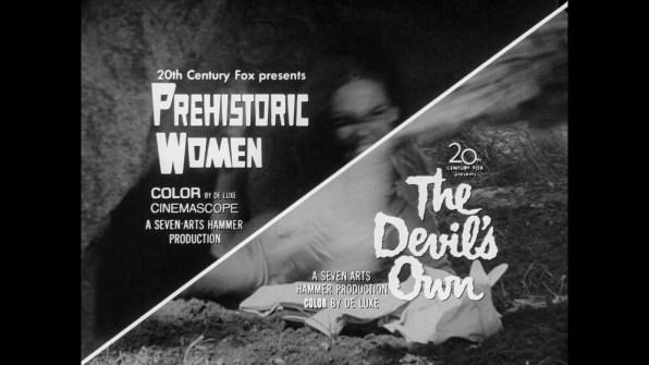 Prehistoric Women - The Devil's Own Trailers