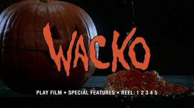 Wacko menu