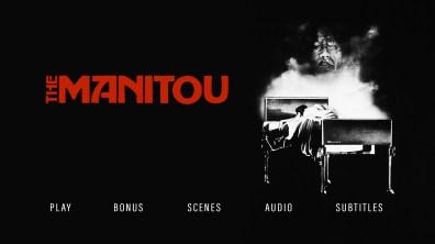 The Manitou Menu