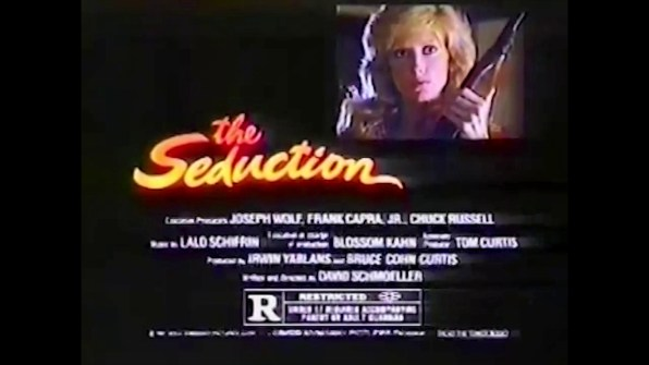 The Seduction TV spot 2