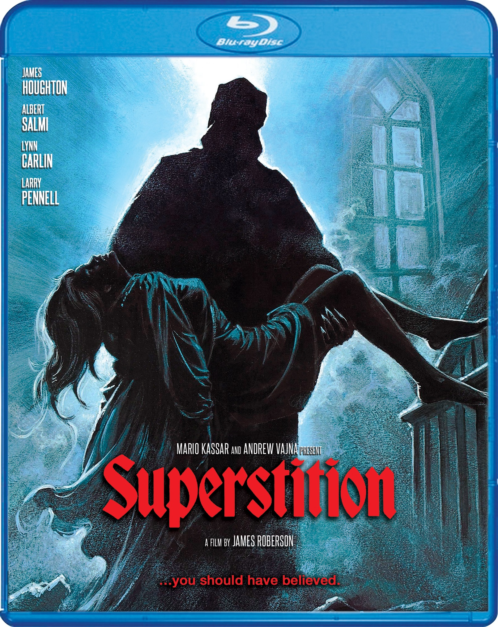 Superstition Blu-ray Review (Scream Factory)