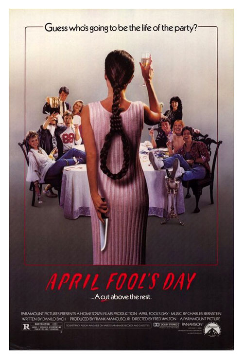 Blood and Black Rum Podcast Episode 133: APRIL FOOL'S DAY
