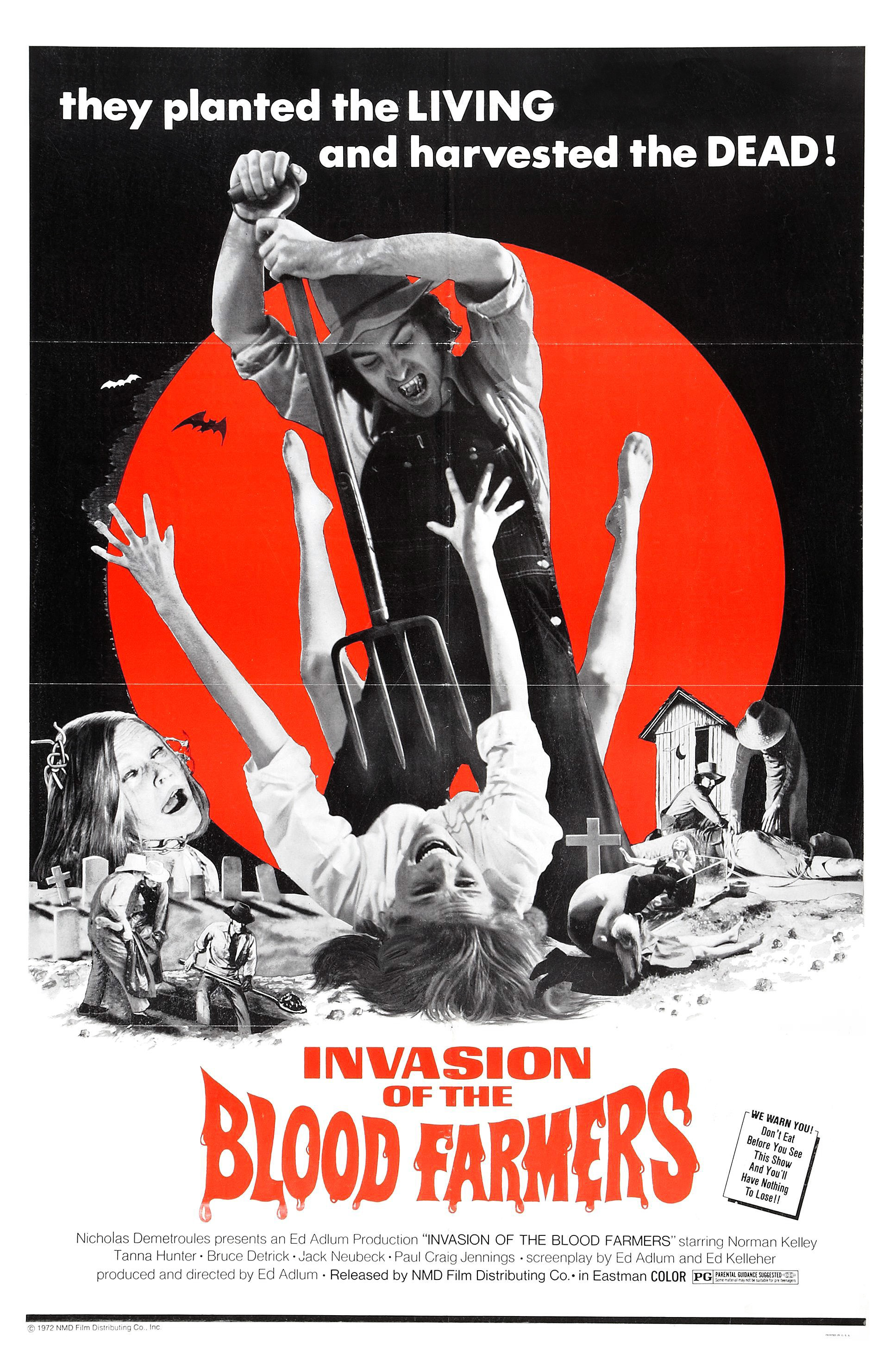 Gallery: Invasion of the Blood Farmers (Severin Films Blu-ray) Screenshots