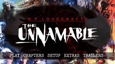 The Unnamable Menu