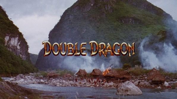 Double Dragon cap 1