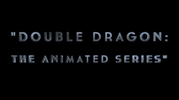 Double Dragon The Shadow Falls animated feature 1