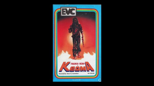 Keoma home video release gallery 1