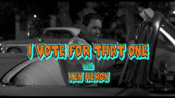 Night of the Creeps Ken Heron interview 1