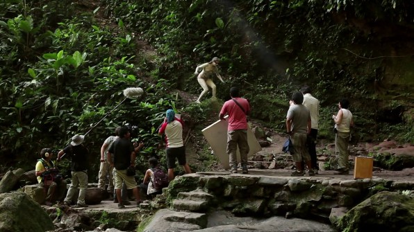 The Green Inferno Making of The Green Inferno 2