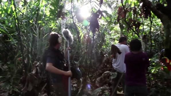 The Green Inferno Amazon jungle featurette 1