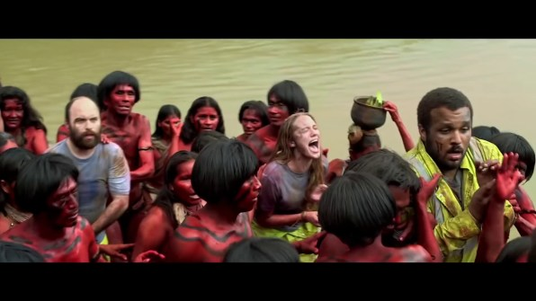 The Green Inferno TV spots 1