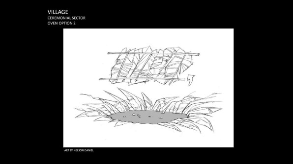 The Green Inferno storyboard gallery 2