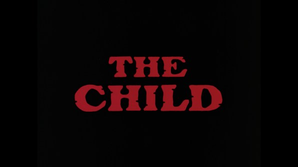 The Child Screencap