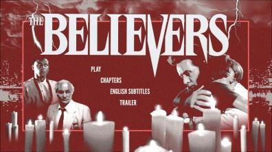 The Believers Menu