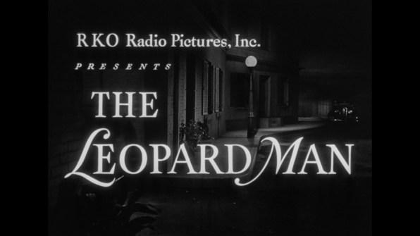 The Leopard Man screen cap