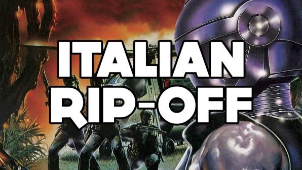 Italian Rip-off Feature