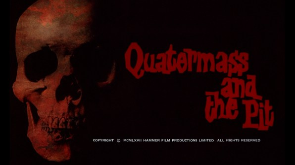 Quatermass and the Pit cap 1