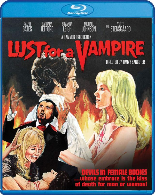 lust for a vampire blu-ray