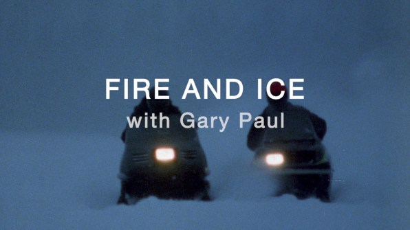 The Chill Factor Gary Paul interview 1