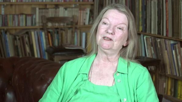 Lust for a Vampire Melinda Churcher interview 2