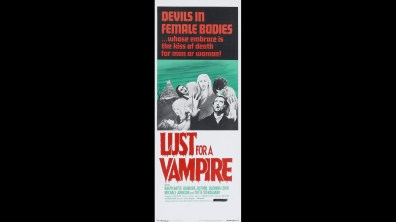 Lust for a Vampire poster gallery 1