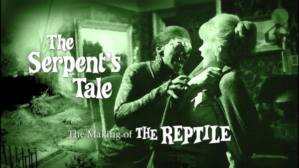 The Reptile Making of the Reptile cap 1