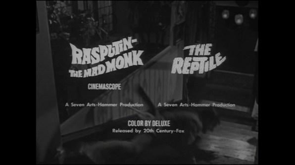 The Reptile TV spot 2