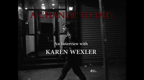 Night Owl Karen Wexler interview 1