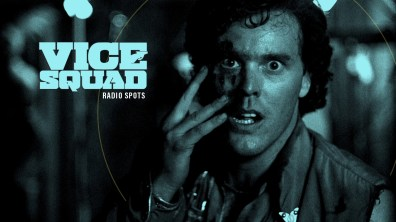 Vice Squad radio spots