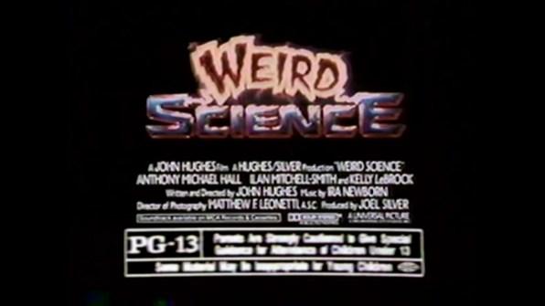 Weird Science TV spot 2